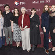 Annes Elwy Photo Call For BBC's 'Little Women'