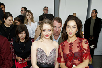 Annet Mahendru Bibhu Mohapatra - Front Row - February 2020 - New York Fashion Week: The Shows