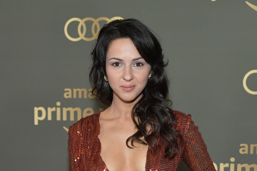 Annet Mahendru Amazon Prime Video's Golden Globe Awards After Party - Arrivals