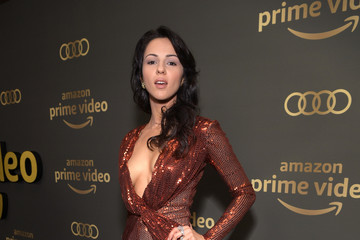 Annet Mahendru Amazon Prime Video's Golden Globe Awards After Party - Red Carpet