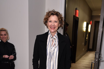 Annette Bening FIJI Water With The Cinema Society Host A Special Screening Of 'Captain Marvel'