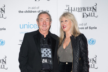 Annette Mason Arrivals at the UNICEF Halloween Ball