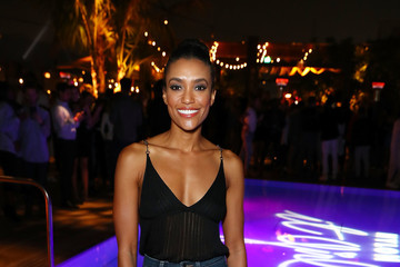 Annie Ilonzeh NYLON's It Girl Party at the Highlight Room at Dream Hollywood