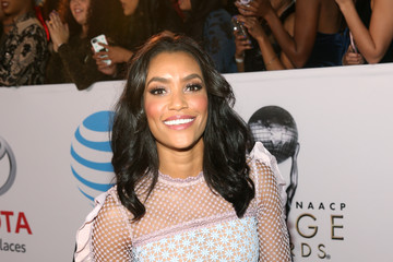 Annie Ilonzeh 49th NAACP Image Awards - Red Carpet