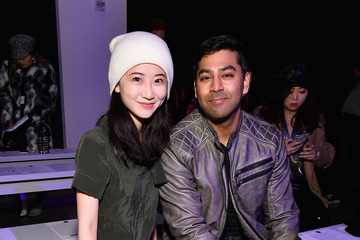 Annie Q Dan Liu - Front Row - February 2018 - New York Fashion Week: The Shows