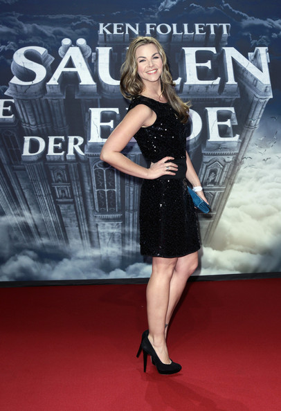 'The Pillars of the Earth' - Germany Premiere. '
