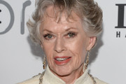 Actress Tippi Hedren attends The Annual Make-Up Artists And Hair Stylists Guild Awards at Paramount Theater on the Paramount Studios lot on February 15, 2014 in Hollywood, California.