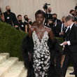 Anok Yai The 2021 Met Gala Celebrating In America: A Lexicon Of Fashion - Arrivals