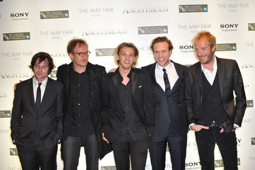 Rhys Ifans David Thewlis Anonymous - Premiere:55th BFI London Film Festival