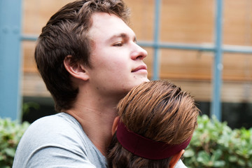 Ansel Elgort 'The Fault in Our Stars' Reunion