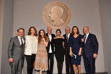 Anselm Kiefer Getty Medal Dinner 2017