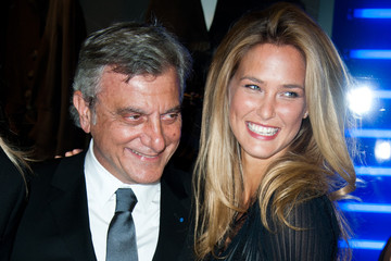 Bar Refaeli Sidney Toledano 'Anselm Reyle For Dior' - Make Up Collection Launch At Galeries Lafayette
