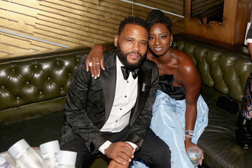 Anthony Anderson Alvina Stewart Celebrating the Culture Powered by Samsung Galaxy