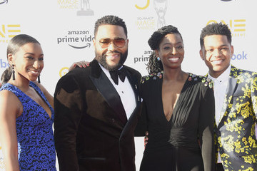 Anthony Anderson 50th NAACP Image Awards - Arrivals