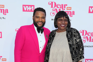 Anthony Anderson Doris Hancox VH1's Annual 'Dear Mama: A Love Letter To Mom' - Arrivals