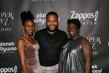 """Anthony Anderson Kyra Anderson """"JENNIFER LOPEZ: ALL I HAVE"""" Finale After Party"""