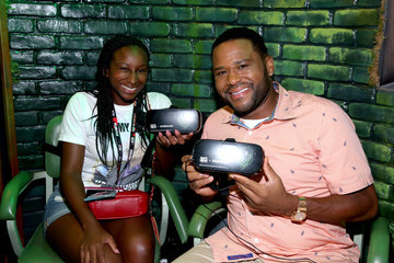 Anthony Anderson Kyra Anderson The Samsung Experience at San Diego Comic-Con - Day 3