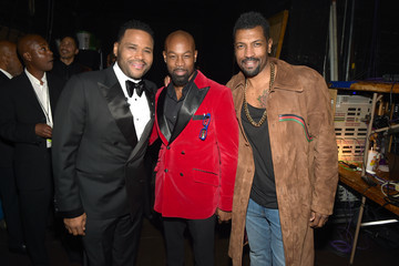 Anthony Anderson 49th NAACP Image Awards - Backstage