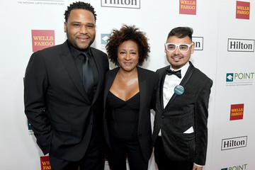 Anthony Anderson Wanda Sykes Point Honors Los Angeles 2017, Benefiting Point Foundation - Red Carpet