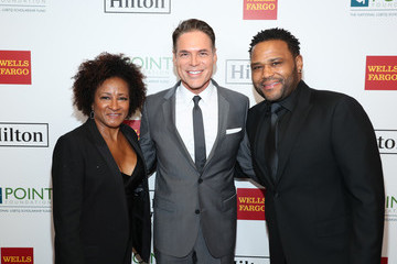 Anthony Anderson Wanda Sykes Point Honors Los Angeles 2017, Benefiting Point Foundation - Inside