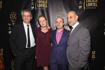 Anthony Azizi 32nd Annual Lucille Lortel Awards - Arrivals