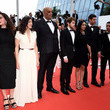 Anthony Bajon 'Le Belle Epoque' Red Carpet - The 72nd Annual Cannes Film Festival