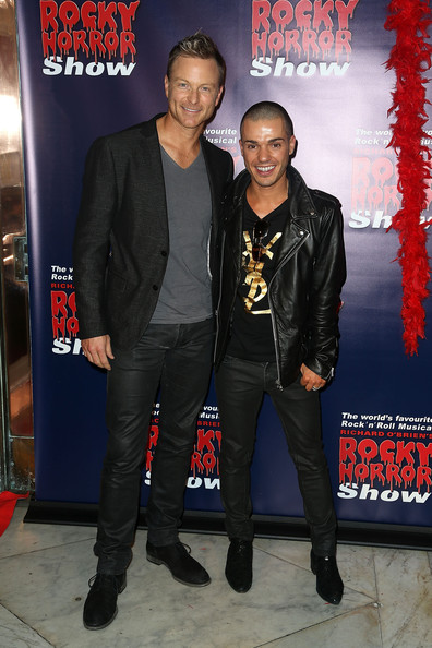 Anthony+Callea+Rocky+Horror+Musical+Melb