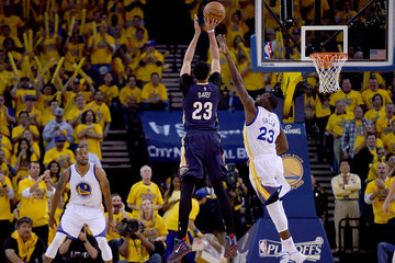 Anthony Davis Draymond Green New Orleans Pelicans v Golden State Warriors - Game Two