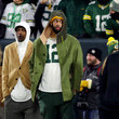 Anthony Davis Divisional Round - Seattle Seahawks v Green Bay Packers