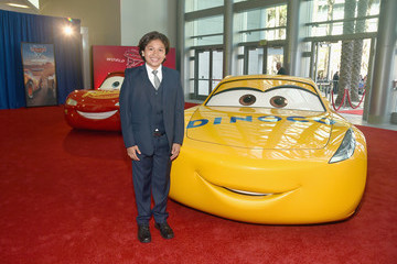 Anthony Gonzalez The World Premiere of Disney/Pixar's 'Cars 3'