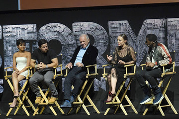 Anthony Hopkins CinemaCon 2017 - Paramount Pictures Presentation Highlighting Its 2017 Summer and Beyond