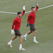 Anthony Lopes Portugal Training Session and Press Conference - UEFA Euro 2020: Round of 16