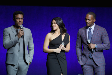 Anthony Mackie CinemaCon 2018 - Gala Opening Night Event: Sony Pictures Entertainment Exclusive Presentation