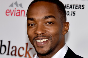 Anthony Mackie 'Black or White' Premieres in LA — Part 2