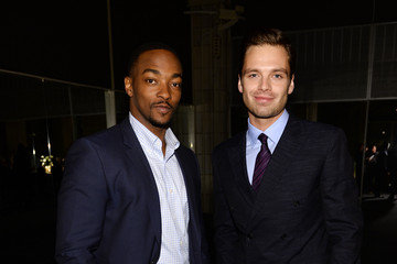 Anthony Mackie Montblanc Celebrates 90 Years Of The Iconic Meisterstuck - Inside