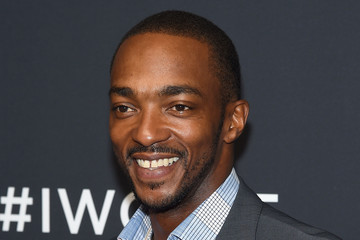 Anthony Mackie IWC Schaffhausen 5th Annual TriBeCa Film Festival Event