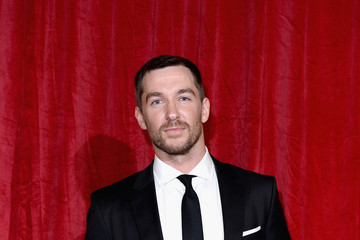Anthony Quinlan British Soap Awards 2016 - Red Carpet - Arrivals