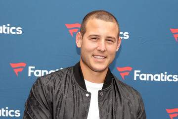 Anthony Rizzo Fanatics Super Bowl Party - Arrivals