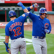 Anthony Rizzo Chicago Cubs v Cincinnati Reds - Game One