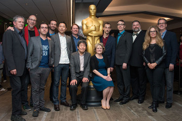 Anthony Stacchi 87th Annual Academy Awards Oscar Week Celebrates Animated Features