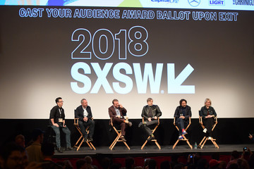 Anthony Wonke 'The Director And The Jedi' Premiere - 2018 SXSW Conference And Festivals