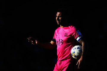 Anton Ferdinand A.F.C. Wimbledon v Southend United - Sky Bet League One