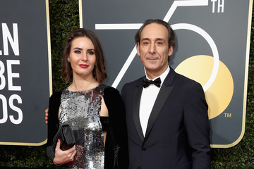 Antonia Desplat 75th Annual Golden Globe Awards - Arrivals