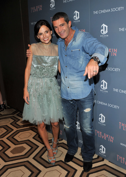 """The Cinema Society & DeLeon Tequila Host A Screening Of """"The Skin I Live In"""" - Arrivals"""