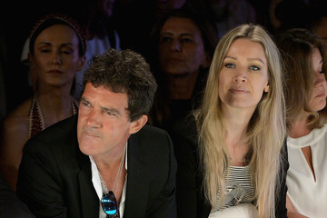 Antonio Banderas Miami Fashion Week - Day 4 Front Row and Backstage Highlights