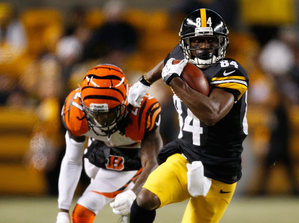 Cincinnati Bengals v Pittsburgh Steelers