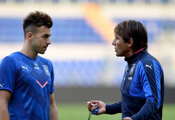 Italy Training Session And Press Conference []