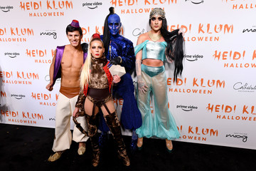 Antonio Estrada Heidi Klum's 20th Annual Halloween Party - Arrivals