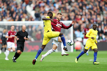 Antonio Rudiger West Ham United v Chelsea FC - Premier League