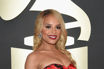 Antonique Smith The 57th Annual GRAMMY Awards - Red Carpet